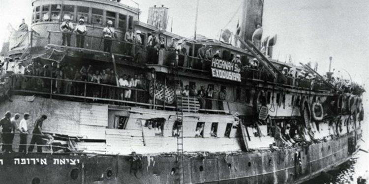 El Holocausto no legitimó el sionismo