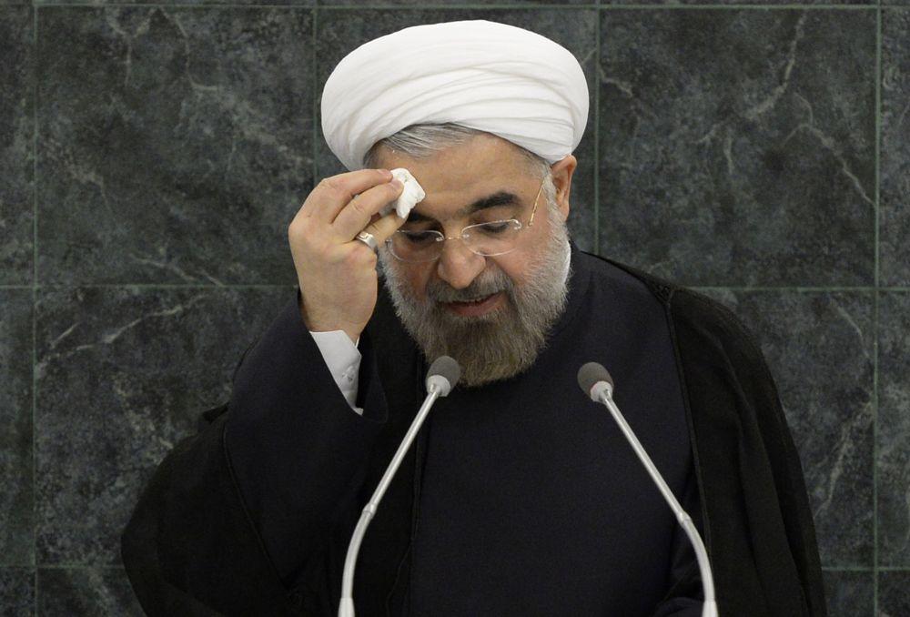 """Rouhani dice que Irán no quiere """"nuevas tensiones"""" en Medio Oriente"""