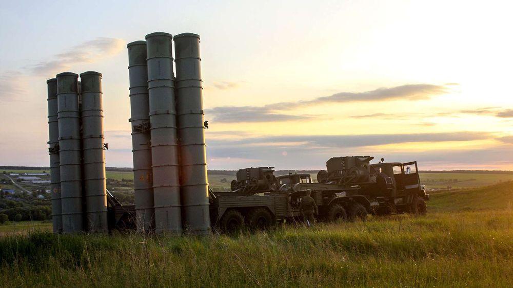 Rusia proporcionó a Siria 24 lanzadores avanzados S-300 gratis
