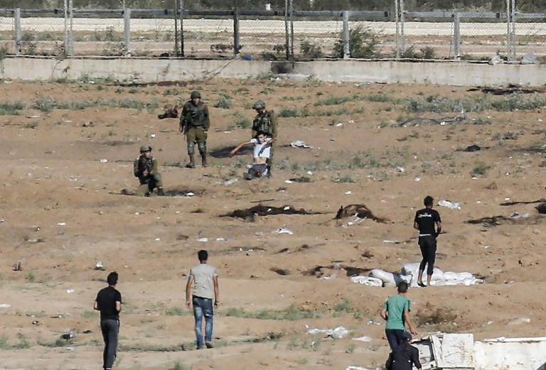 FDI abre fuego para detener dos intentos de infiltración en la valla de Gaza