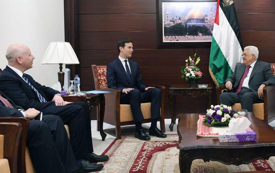 Palestinos: el único plan de paz aceptable