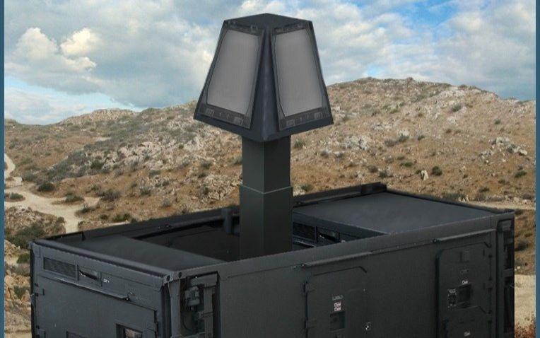 El Tactical Radar 2138 desarrollado por Israel Aerospace Industries (IAI) se puede transportar fácilmente y es capaz de proporcionar una cobertura de 360 grados (Cortesía)