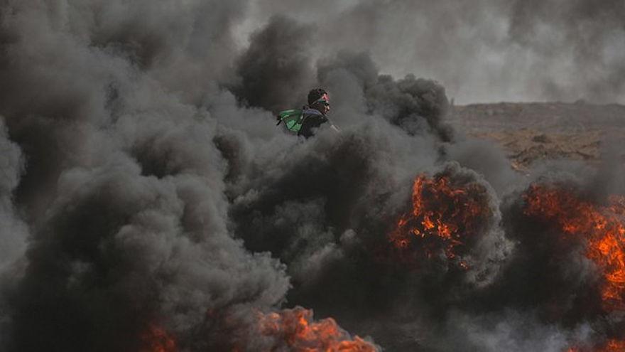 Un francotirador cada 20 metros con vista a la casa de líder de Hamas
