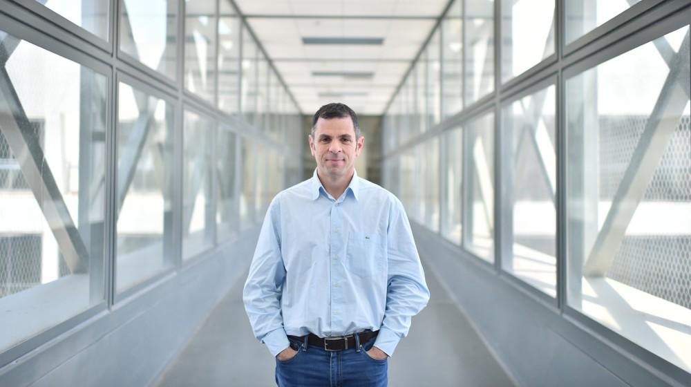 Prof. Alejandro Sosnik del Departamento de Ciencia e Ingeniería de Materiales del Instituto de Tecnología Technion-Israel. Foto cortesía