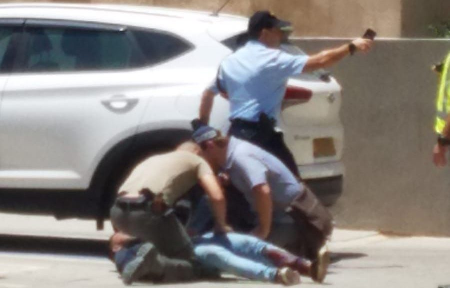 Terrorista detenido