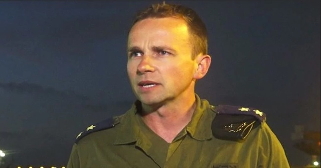 Teniente Coronel Boris Schuster (Foto: Unidad del Portavoz de las FDI)