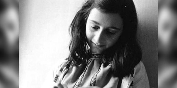 Hoy se cumplen 74 años de la muerte de Ana Frank