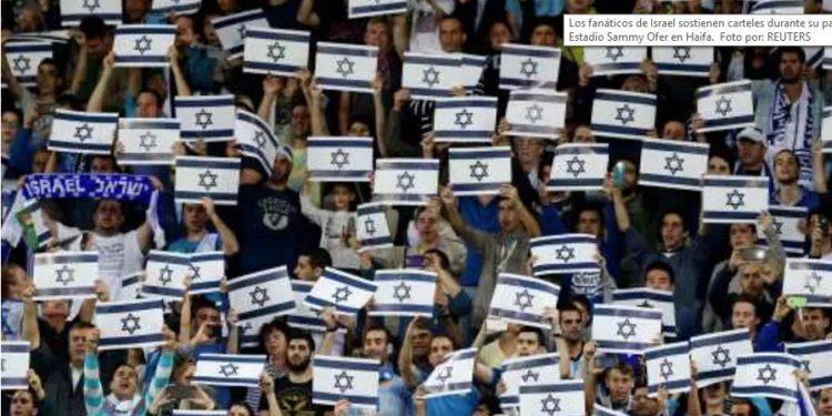 Aficionados Al Fútbol Israelíes Acosados En La Copa Del Mundo En Moscú