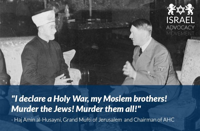 El verdadero intento de genocidio fue contra los judíos