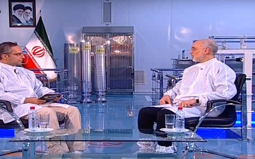 Irán exhibe centrífugas como fundadores del acuerdo nuclear