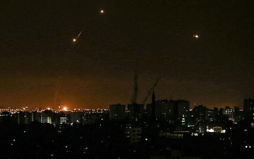 Hamas y Jihad Islámica se atribuyen la responsabilidad del bombardeo de cohetes de Gaza