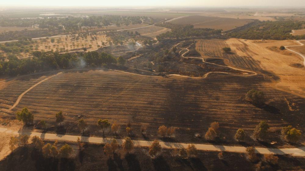 tierras quemadas