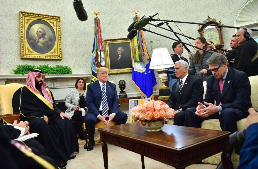 """La """"Doctrina Trump"""" para Medio Oriente"""