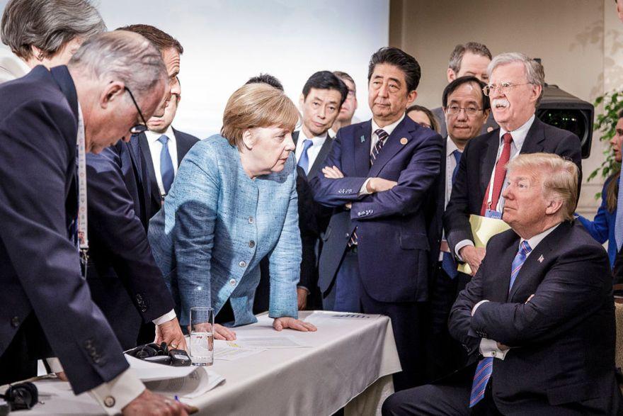 El Big Bang Diplomático