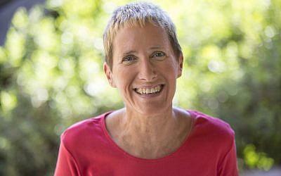 La arqueóloga Jodi Magness de la Universidad de Carolina del Norte. (George Duffield © J3D US LP)