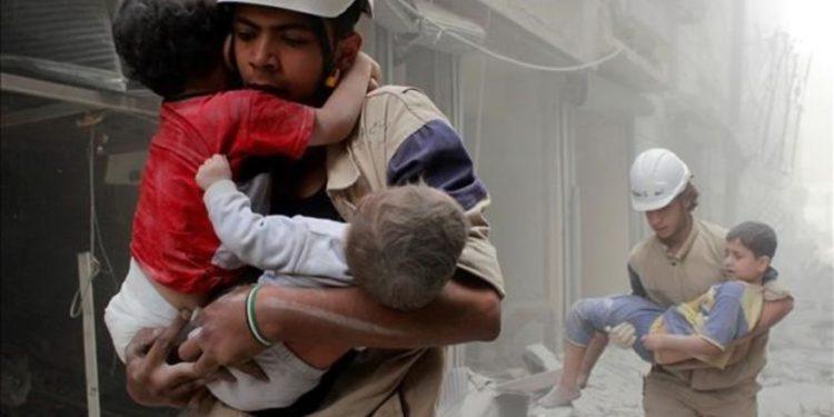 Trabajadores humanitarios asesinados en el sur de Siria durante entrega de ayuda