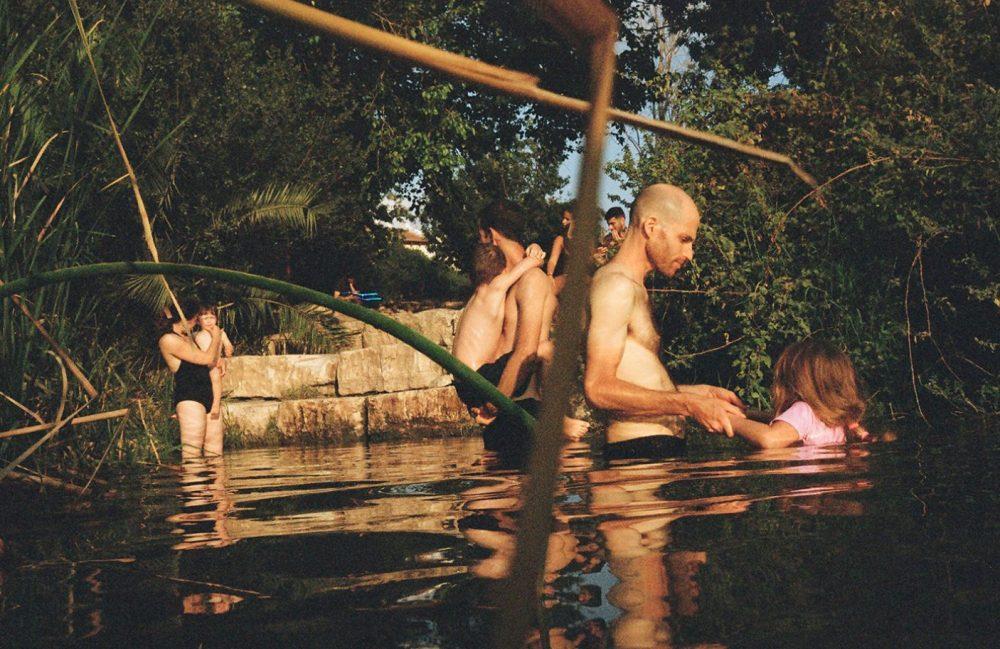 Elroi Spring, Kiryat Tivon. (Daniel Tchetchik)