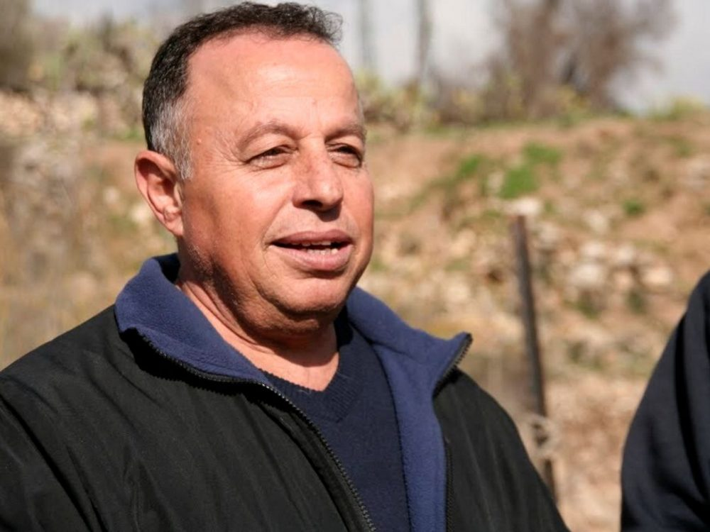 Dr Hamoudi Khalaily Credito: Yoli Schwartz