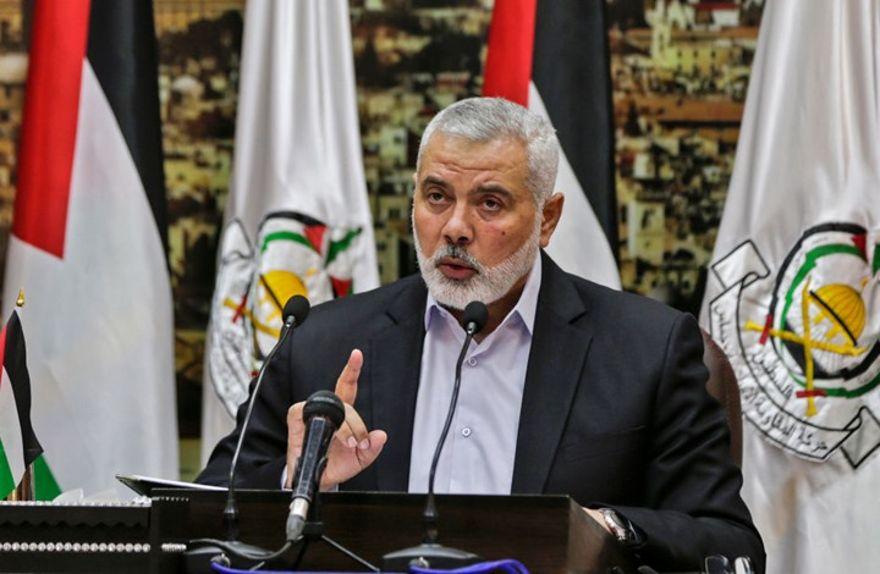 Ismail Haniyah: Ataques continuarán a menos que se levante el asedio a Gaza