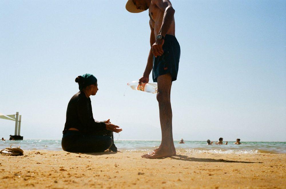 El mar muerto. (Daniel Tchetchik)