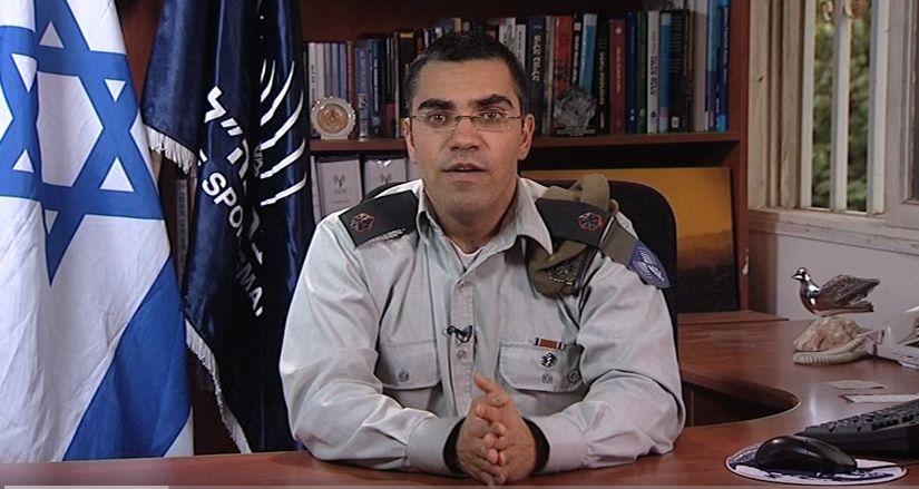 Portavoz árabe de las FDI Avichai Adraee.(Captura de pantalla / YouTube)