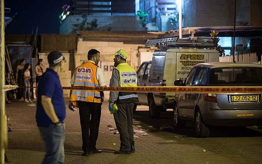Víctima de ataque terrorista de apuñalamiento muere en Jerusalem
