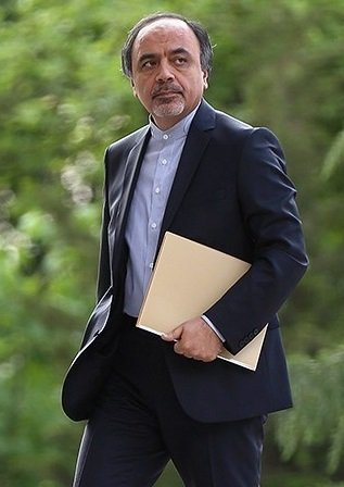 Asesor presidencial iraní Hamid Aboutalebi.(Wikipedia / agencia de noticias Tasnim / CC BY)