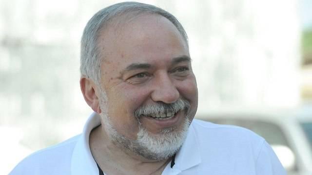 Ministro de Defensa Avigdor Lieberman (Foto: Avi Rokach)