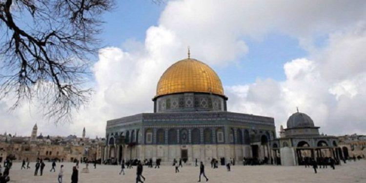 Tensión en relación al Monte del Templo en medio de las medidas de seguridad por el confinamiento