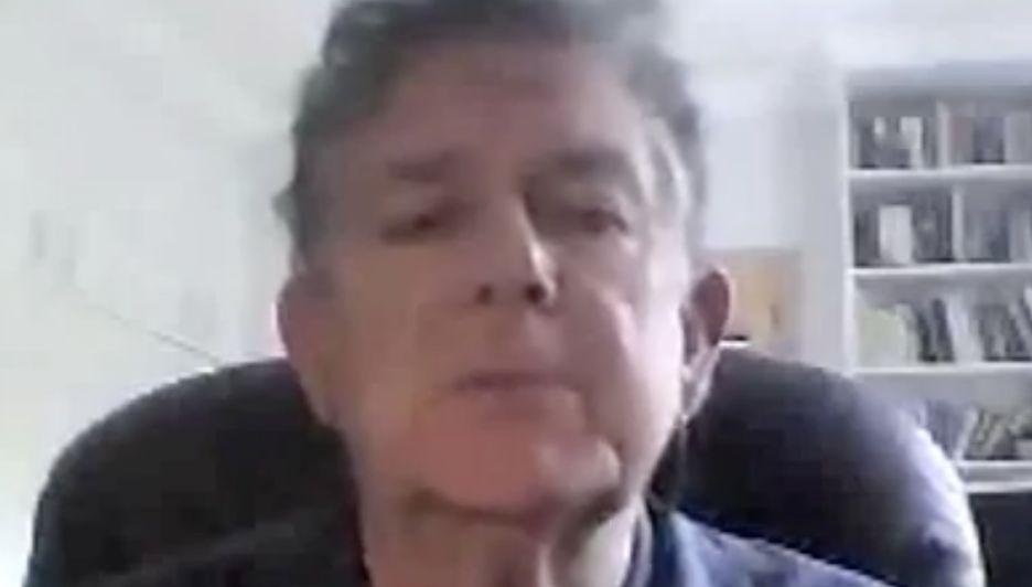 Robert Kelley, ex inspector de la IAEA (captura de pantalla de YouTube)
