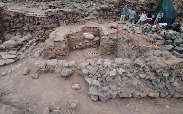 Hallazgo arqueológico en Galilea vinculado al rey bíblico David