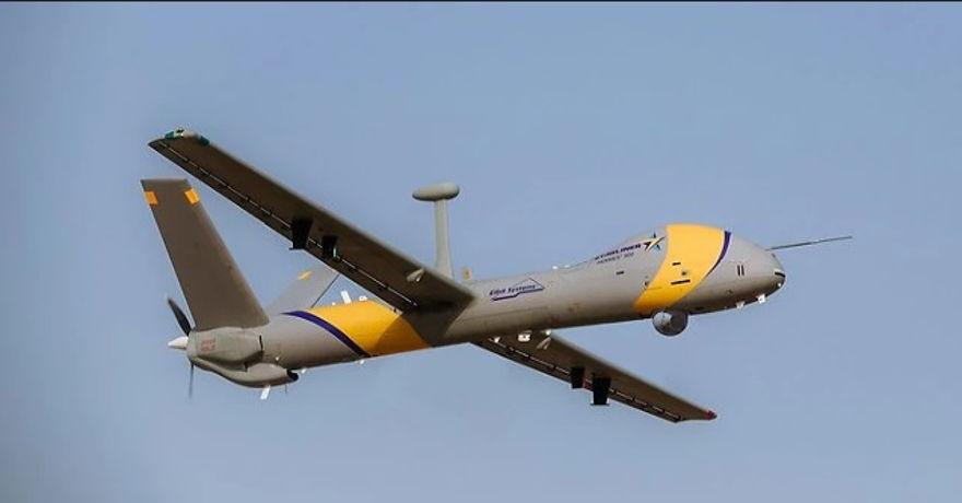Elbit Systems lanza Hermes 900 StarLiner, un avión no tripulado para espacio aéreo civil