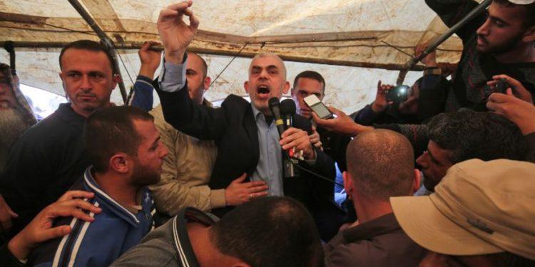 FDI envía mensaje al más despiadado líder de Hamas