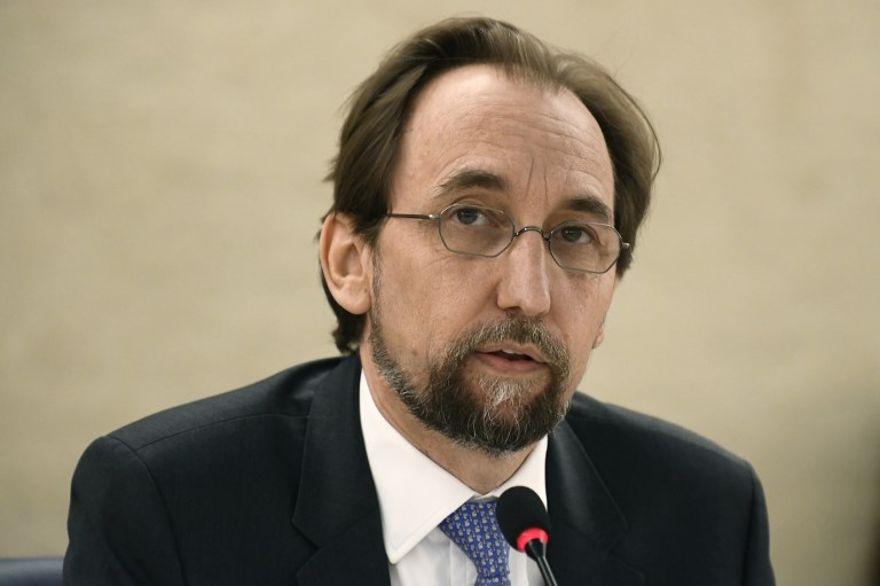 """Jefe de derechos humanos de la ONU critica a Israel por """"muertes en la frontera de Gaza"""" y el proyecto de ley del Estado Nación"""