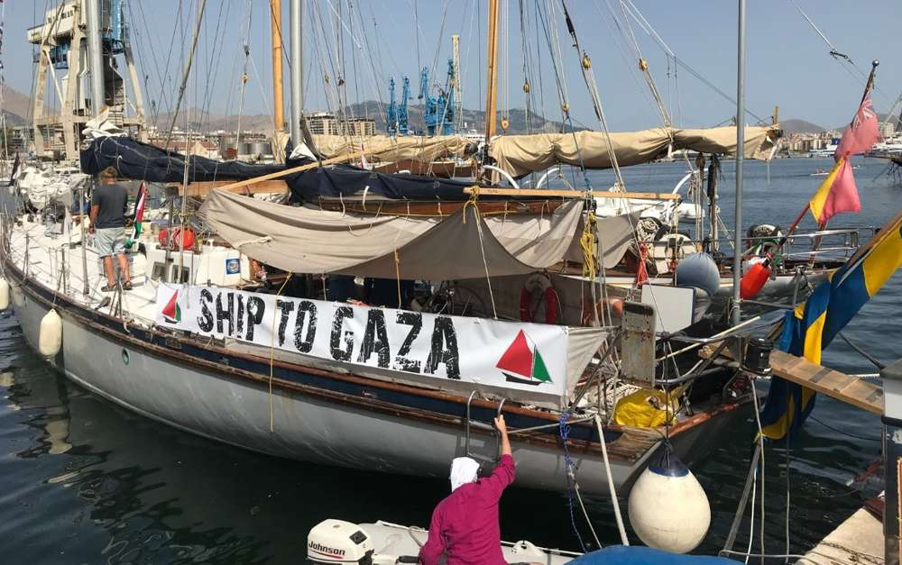 "Capitán de barco noruego que se dirigía a Gaza criticó el ""horrible"" ataque israelí"