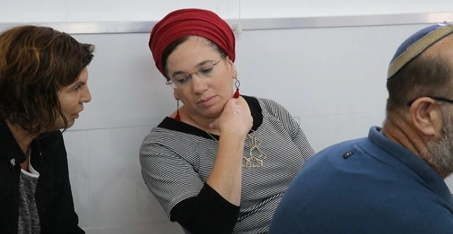 Nirit Zmora (Foto: Amit Shabi)