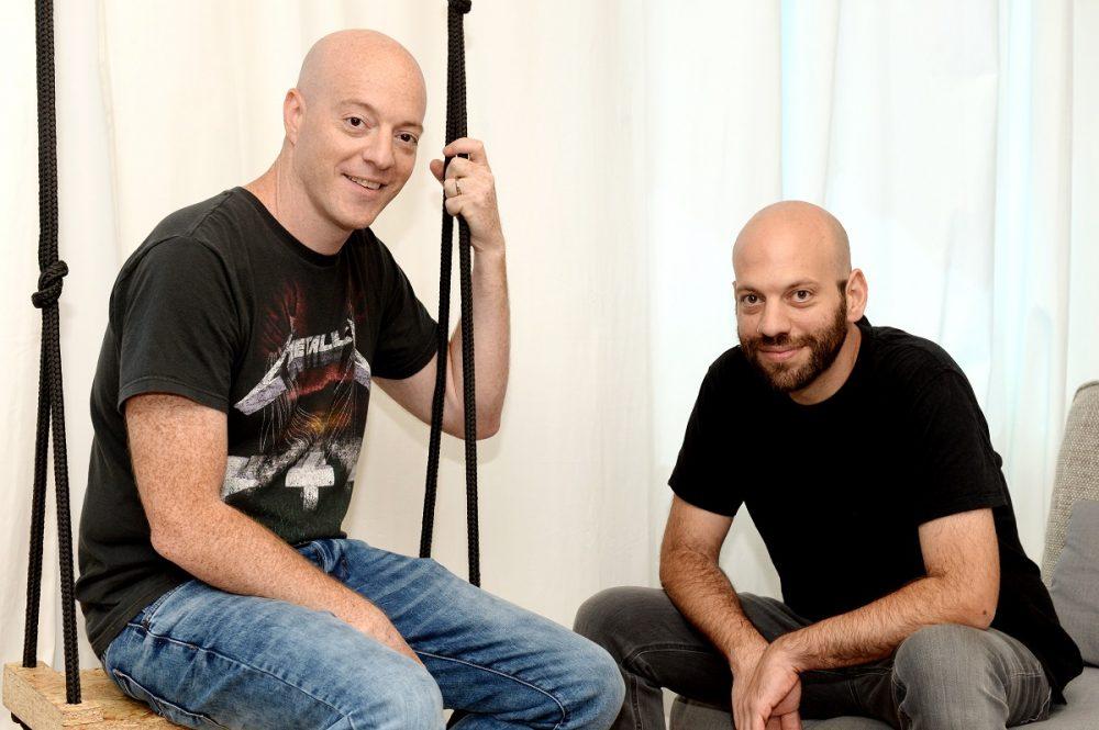Oudi y Roy Antebi, fundadores de Redkix. Cortesía