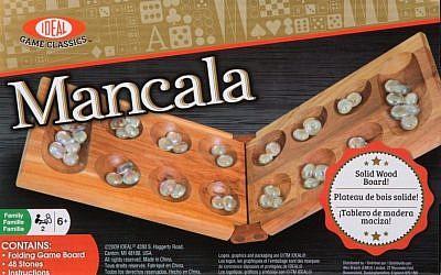 Mancala, iteración moderna (Cortesía)