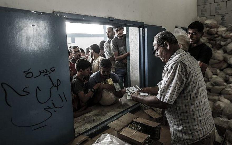 ONU dice que se quedó sin dinero para combustible y medicinas en Gaza
