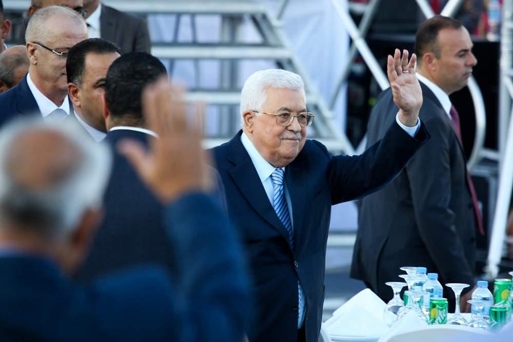 """Abbas: """"quiero un Estado palestino desmilitarizado que invierta en escuelas en lugar de en aviones"""""""