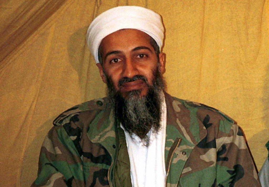 El líder de Al-Qaeda, Osama Bin Laden (Foto AP)