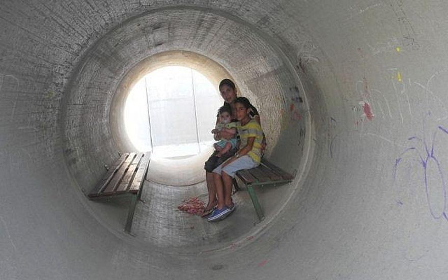 FDI probará sirenas de cohetes en comunidades adyacentes a la frontera con Gaza