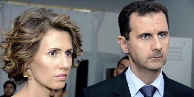 Esposa del líder sirio Bashar Assad diagnosticada con cáncer de mama