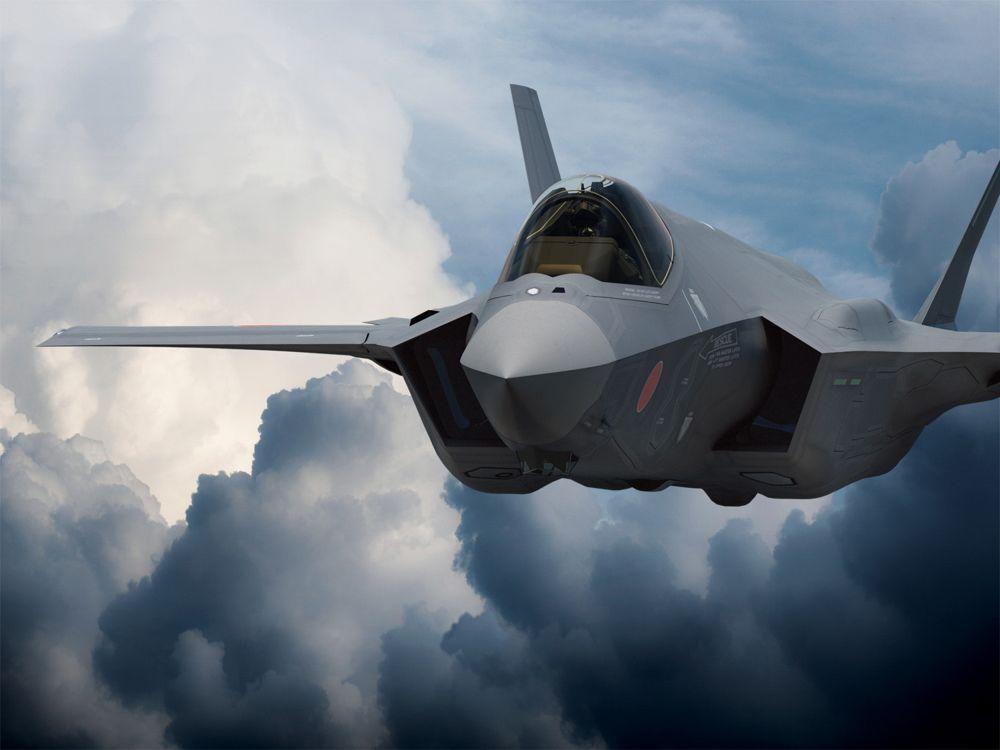 Aviones F-35 de Israel para afrontar los misiles S-300 en Siria