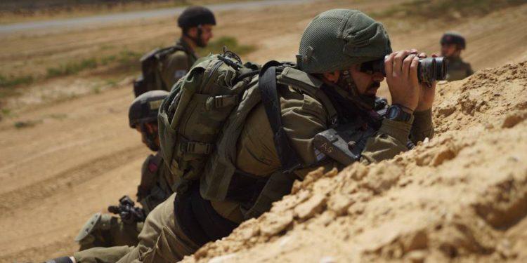 FDI arresta a tres islamistas que cruzaron armados hacia Israel desde Gaza