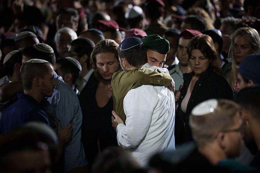 """Padre del soldado asesinado Ronen Lubarsky dice: """"Solo la pena de muerte detendrá a los terroristas"""""""