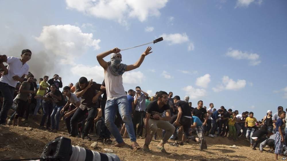 Violencia islamista en la frontera de Gaza con Israel: un árabe muerto y decenas de heridos