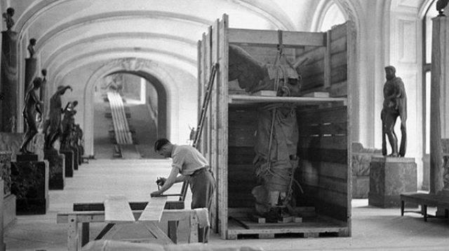 Jacques Jaujard salvó de los nazis centenares de obras de arte del Museo del Louvre