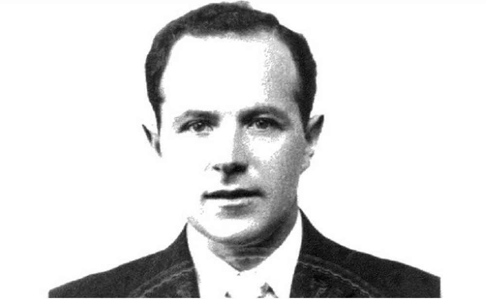 Esta foto de 1957 proporcionada por el Departamento de Justicia de EE. UU. muestra a Jakiw Palij, un ex guardia nazi del campo de concentración que ha estado viviendo en el barrio Queens de Nueva York.(Departamento de Justicia de EE. UU. A través de AP)