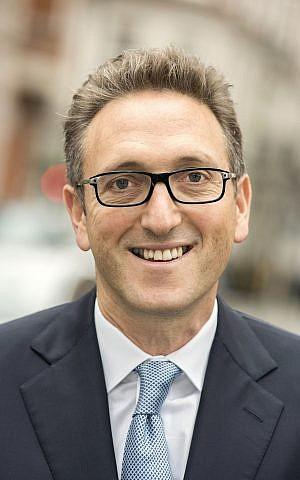 Jonathan Goldstein, presidente del Jewish Leadership Council. (Cortesía)